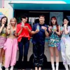 "(G)I-DLE Sends Jun Hyun Moo A Coffee Truck After Misheard ""DUMDi DUMDi"" Lyrics Go Viral"