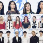 Idols Shine On Blue Carpet For 2020 Soribada Best K-Music Awards