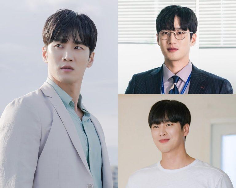 Ahn Bo-hyun radiates serious, elite businessman aura in