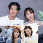 Jin Ki Joo, Lee Jang Woo, WJSN's Bona, And More Share Photos From First Script Reading Of New Drama