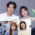 Jin Ki Joo, Lee Jang Woo, WJSN's Bona, And More Share Photos From First Script Reading Of New Drama