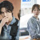 Lee Jang Woo And Jin Ki Joo Can't Seem To Get Along In Upcoming KBS Weekend Drama