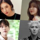 "Sunmi, Lee Hae Ri, And More Join Judges Lineup Including Kyuhyun And Song Mino For Singer ""Rebooting"" Show"