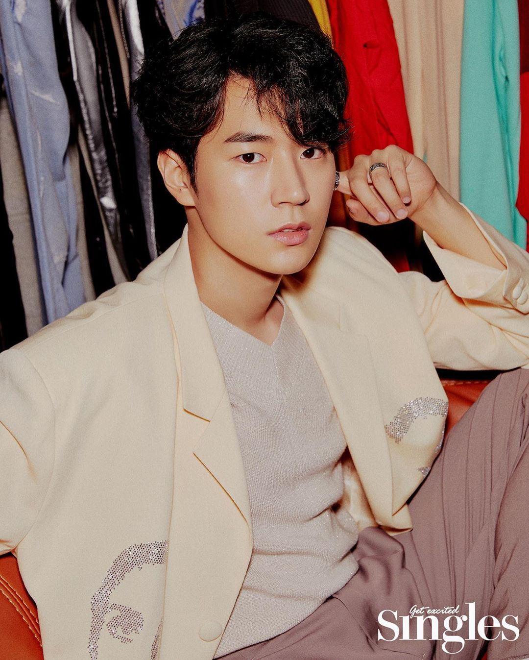 KNK's Seoham Reveals Which BTS, EXO, And GOT7 Members He Looks Up To As  Fashion Role Models | Soompi