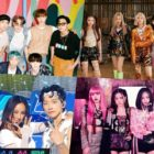 BTS, ITZY, SSAK3, And BLACKPINK Top Gaon Weekly Charts
