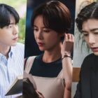 "Yoon Hyun Min, Hwang Jung Eum, And Seo Ji Hoon Are Passionate About Their Roles In ""To All The Guys Who Loved Me"""