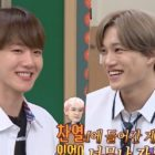 "EXO's Baekhyun And Kai Share Funny Stories From Their Trainee Days On ""Ask Us Anything"""