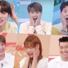 """Watch: MONSTA X Faces Off Against 2PM's Nichkhun, Apink's Bomi, Kim Jong Min, And Kangnam In """"Idol On The Quiz"""" Preview"""