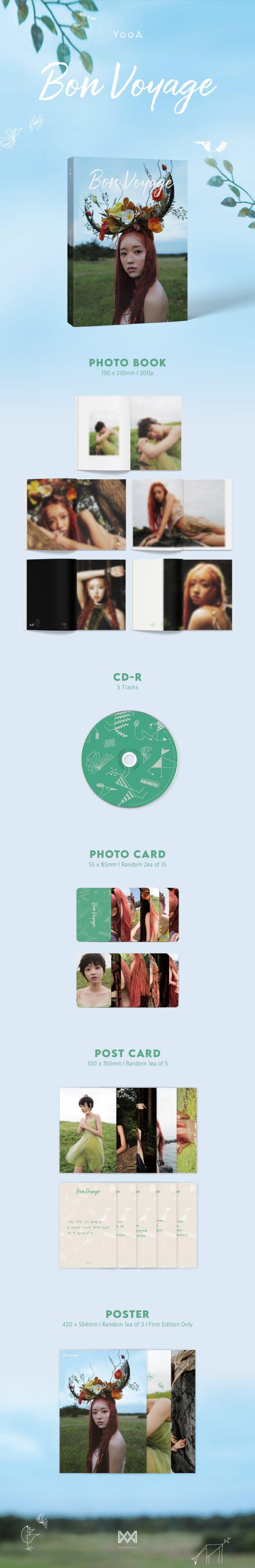 yooa album preview