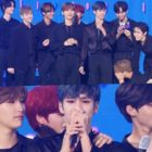 """Watch: CRAVITY Takes Emotional 1st Ever Win With """"Flame"""" On """"The Show""""; Performances By DreamCatcher, ATEEZ, ONF, And More"""