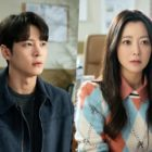 "Joo Won And Kim Hee Sun Are On Different Pages Following A Shocking First Encounter In ""Alice"""