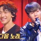 "Watch: Rain Takes On ""Hidden Singer"" Challenge + His Big Fan Shownu Of MONSTA X Performs As Impersonator"