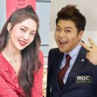 "Red Velvet's Joy And Jun Hyun Moo To Host ""2020 Idol Star Athletics Championships"" Spin-Off Dog Competition"