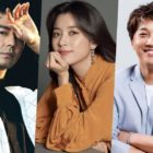 Jo In Sung, Han Hyo Joo, And Cha Tae Hyun In Talks To Lead New Drama