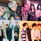 EXO-SC, BLACKPINK, ATEEZ, TXT, And More Receive Double Platinum And Platinum Certifications From Gaon