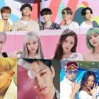 BTS, BLACKPINK, Wonho, Kang Daniel, And SSAK3 Top Gaon Monthly And Weekly Charts