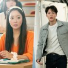 "Joo Won Finds Kim Hee Sun As A College Student After Waking Up 10 Years In The Past In ""Alice"""