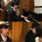 "Watch: Kim Min Jae Shows Impressive Piano Skills And Emotional Acting With Park Eun Bin For ""Do You Like Brahms?"""