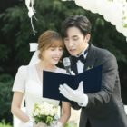 """Once Again"" Reveals Sneak Peek Of Lee Cho Hee And Lee Sang Yi's Beautiful Wedding"