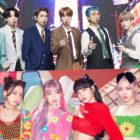 BTS And BLACKPINK Land Top 10 Spots On Billboard's New Global 200 Charts
