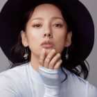 Lee Hyori Explains Why She Deactivated Her Instagram Account