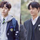 "Lee Do Hyun Portrays Different Versions Of His High Schooler Character In ""18 Again"""