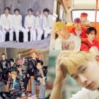BTS, TXT, NCT 127, Wonho, Taemin, And More Rank High On Billboard's World Albums Chart