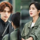 Lee Dong Wook And Jo Bo Ah Have A Fateful First Encounter In Upcoming Fantasy Drama