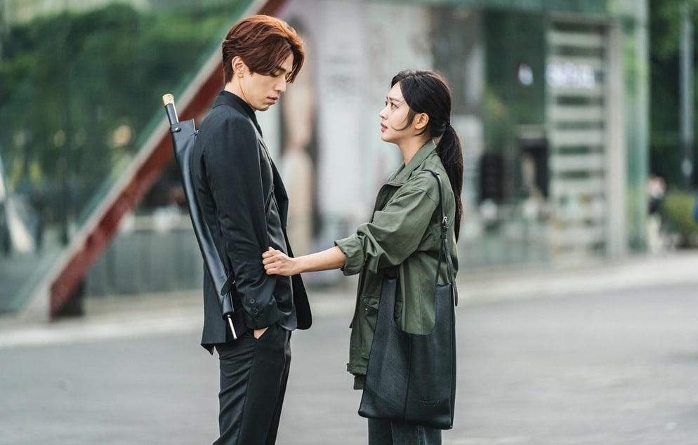 Lee Dong Wook Jo Bo Ah 21