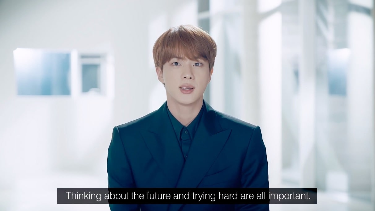 Watch Bts Gives Powerful Speech At 75th Un General Assembly About Hope And Solidarity During Covid 19 Pandemic Soompi