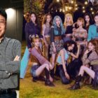 Lee Soo Man Confirmed To Have Worked With LOONA Again On Their Upcoming Album
