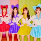 """Update: WJSN Unveils Members Of Sub-Unit CHOCOME With """"Hmph"""" Concept Teasers"""