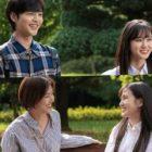 "Bae Da Bin Happily Celebrates Park Eun Bin's Blossoming Relationship With Kim Min Jae In ""Do You Like Brahms?"""
