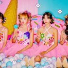 "Update: WJSN's New Sub-Unit CHOCOME Is Sweet As Candy In Colorful New Teasers For ""Hmph"""