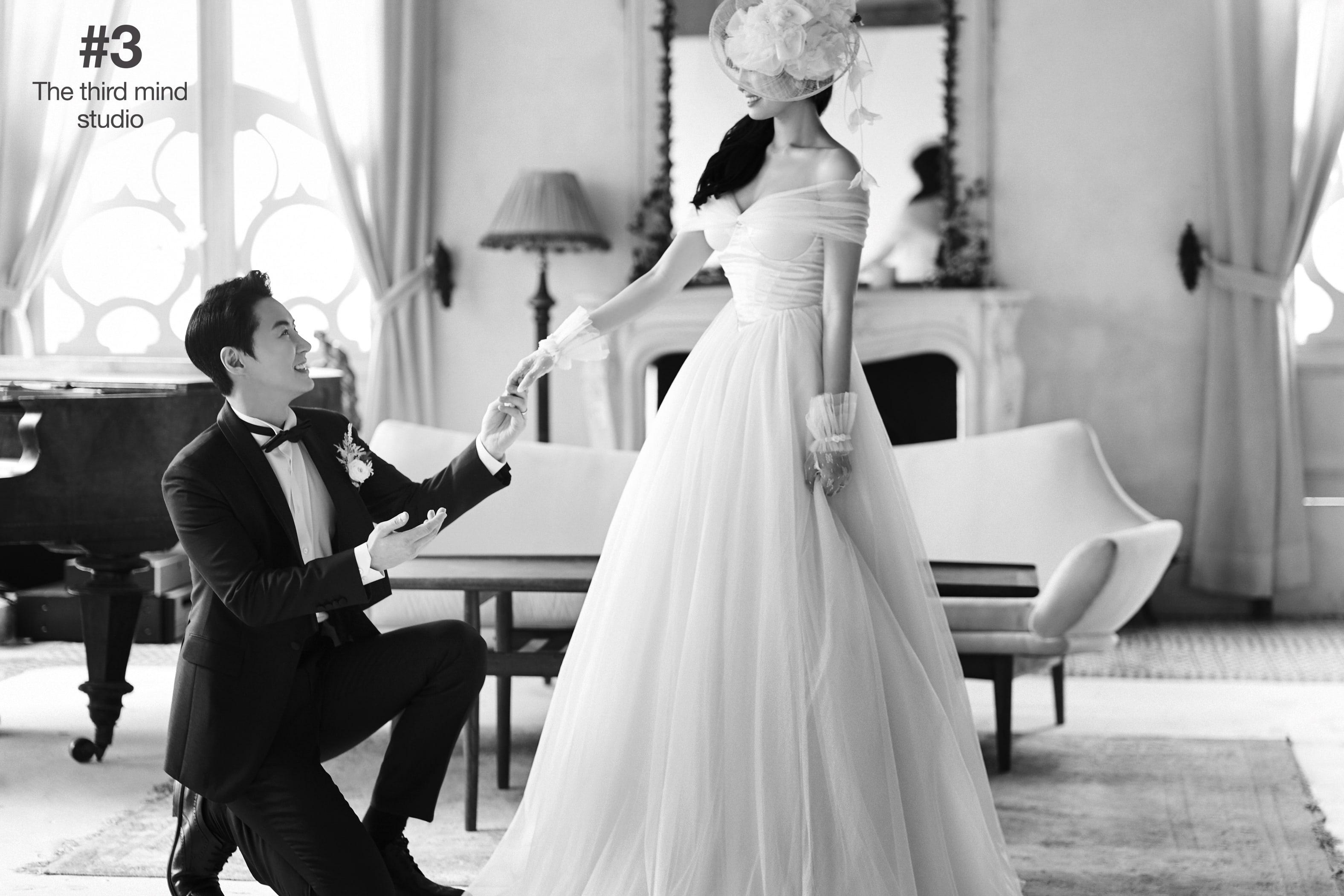 Shinhwas Jun Jin Shares Wedding Photos On The Day Of His
