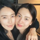 Kahi Shares Her Warm Affection For Fellow After School Member Nana