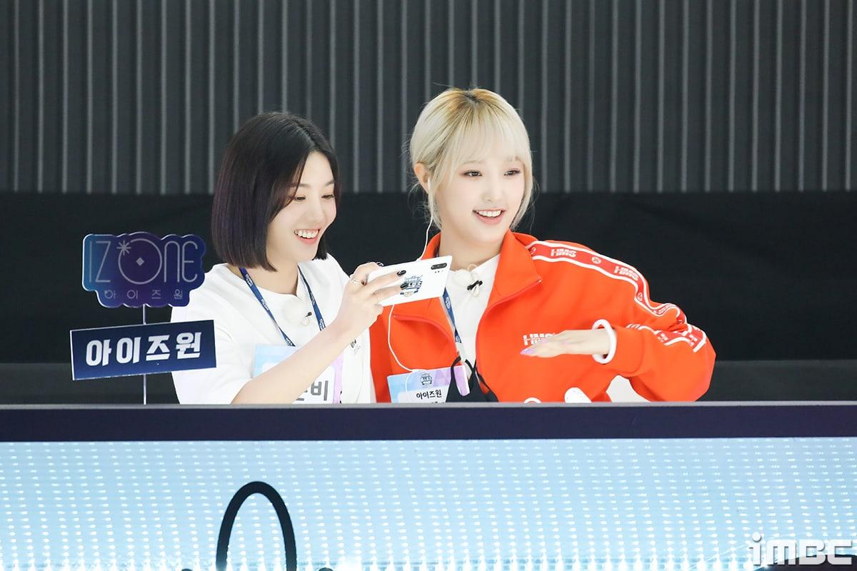 Kwon Eun Bi Choi Ye Na 3
