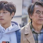 "Lee Do Hyun's Heart Aches At The Sight Of His Depressed Father Lee Byung Joon In ""18 Again"""