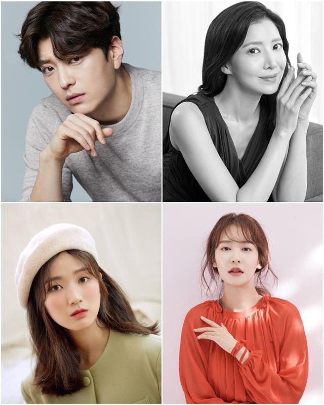 Jang Seung Jo Yoon Se Ah Kim Hye Yoon Jung Yoo Jin