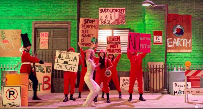 K-POP Kpop4Planet BTS EXO BLACKPINK Fanlanthropy The Honey POP
