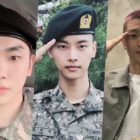 SHINee's Key, VIXX's N, And 2AM's Jeong Jinwoon Discharged From Military Service Today