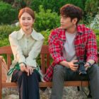 """Yoo In Na And Eric Share Romantic Moments In Upcoming Drama """"The Spies Who Loved Me"""""""