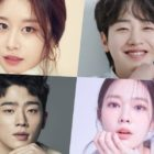 T-ara's Jiyeon, Lee Tae Sun, Jang Eui Soo, And Go Sung Min Cast In New Web Drama