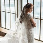 FIESTAR's Jei Rings In Her Wedding Day By Sharing Gorgeous Wedding Dress Photos