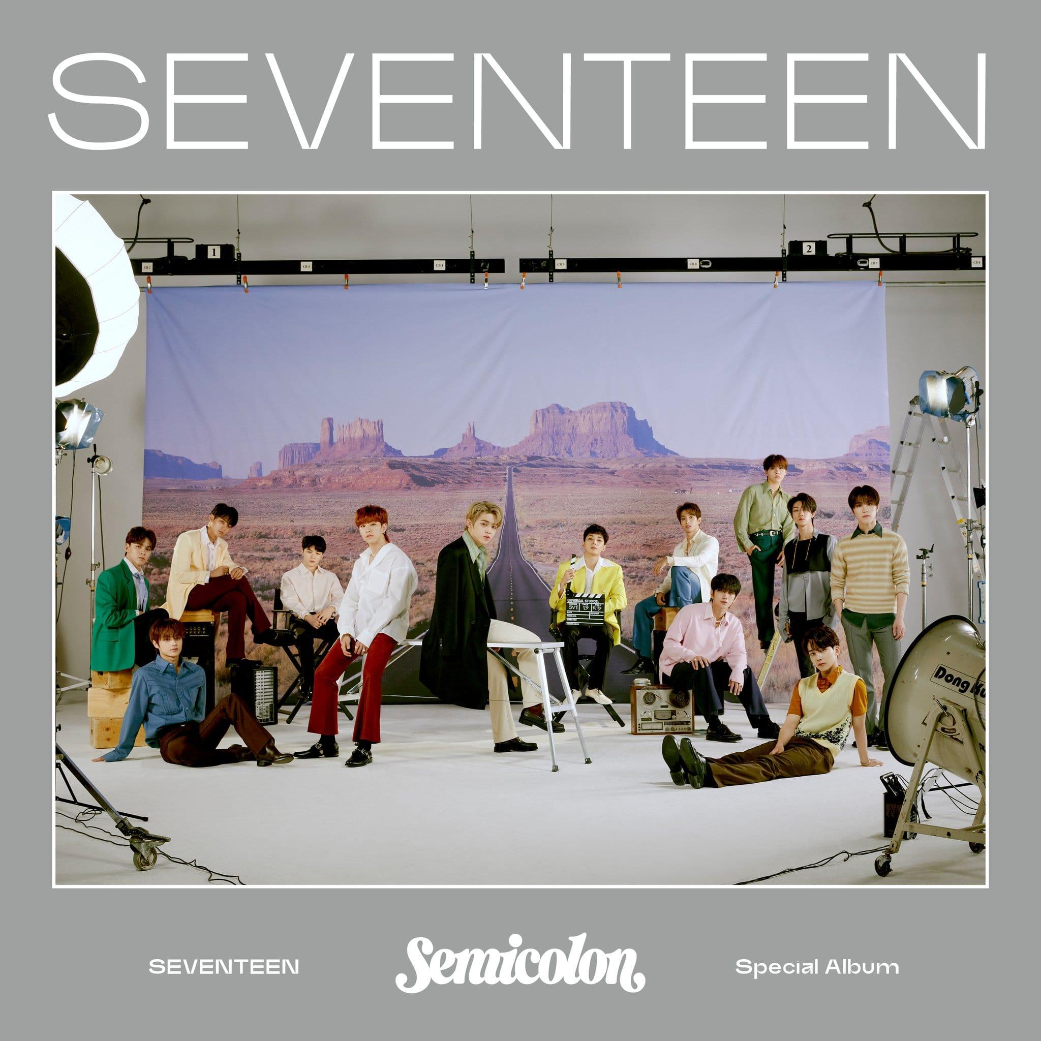 SEVENTEEN 3