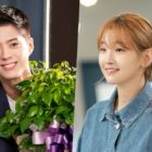 "Park Bo Gum Pays Park So Dam A Surprise Visit In ""Record Of Youth"""