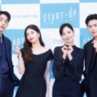 "Suzy, Nam Joo Hyuk, Kim Seon Ho, And Kang Han Na Share Why They Chose To Act In ""Start-Up"""