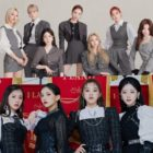 "TWICE And (G)I-DLE To Take Part In Virtual Girl Group K/DA's EP ""ALL OUT"""