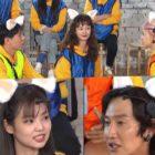 "BLACKPINK's Rosé Sets Up Jun So Min And Yang Se Chan While Jennie Throws Lee Kwang Soo Off In ""Running Man"""