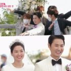 Watch: Shinhwa Members Congratulate And Support Jun Jin And Ryu Yi Seo At Their Wedding